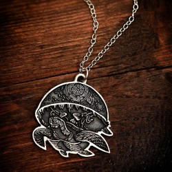 Great A'Tuin Necklace