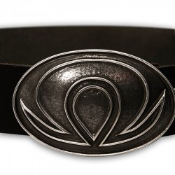 Death's Omega Belt Buckle