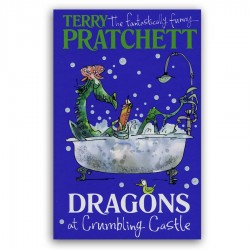 Dragons at Crumbling Castle (Paperback)