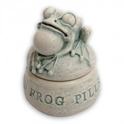 Dried Frog Pills Box