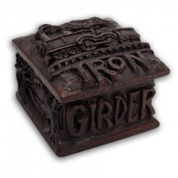 Iron Girder Trinket Box