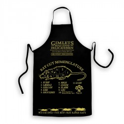 Gimlet's Hole Food Delicatessen Apron