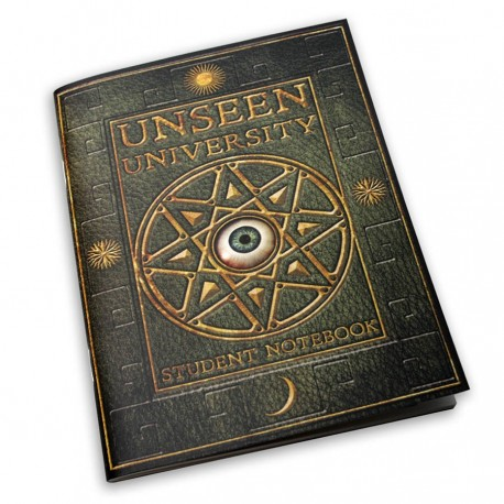 Unseen University Student Notebook