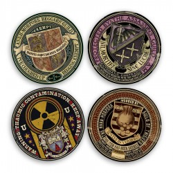 Ankh-Morpork Civic Protection Stickers
