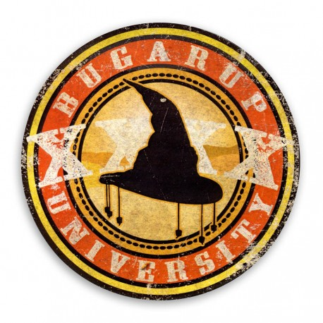 Bugarup University Sticker