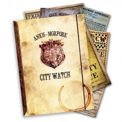 City Watch Recruit File