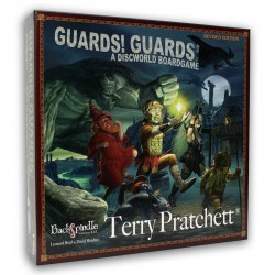 Guards! Guards! A Discworld Board Game