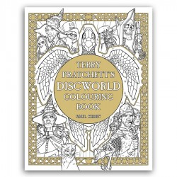 The Discworld Colouring Book