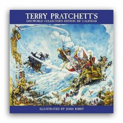 Discworld Collector's Edition Calendar 2017