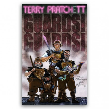 Guards! Guards!: A Discworld Graphic Novel (Paperback)