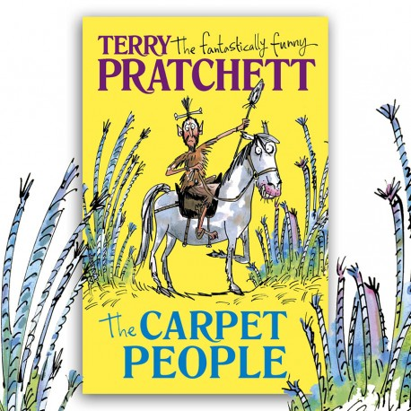 The Carpet People - NEW cover edition!