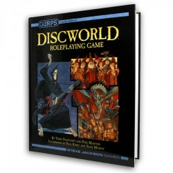 Discworld Role Playing Game