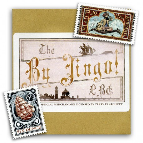 The 'By Jingo!' LBE