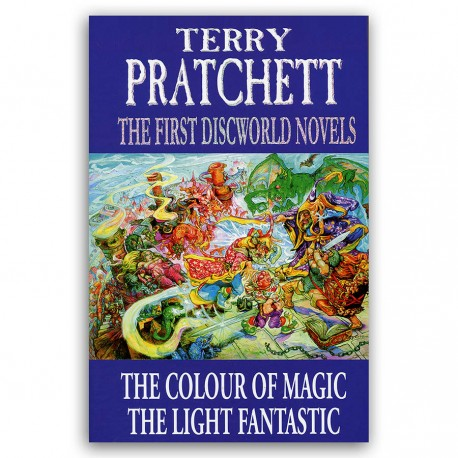 The Colour of Magic/Light Fantastic Omnibus