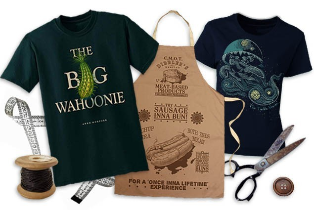 Official Discworld T-Shirts   Clothing  080581fd9
