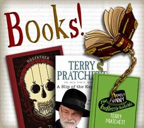Discworld Books